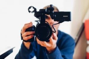 професійна відеозйомка як вид бізнесу